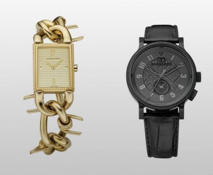Orologi Burberry in limited edition