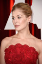 Oscar 2015, Rosamund Pike in Givenchy couture