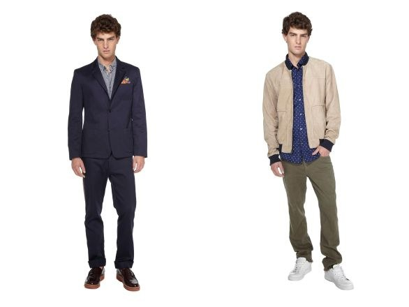 Paolo Anchisi per Marc by Marc Jacobs primavera 2012