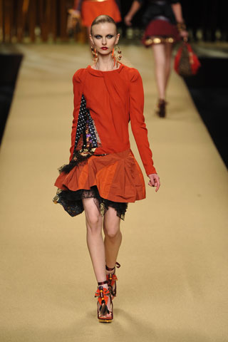 Paris fashion week S/S 2009: Louis Vuitton