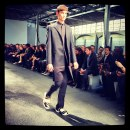Paris fashion week uomo: Givenchy primavera estate 2013