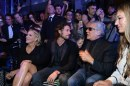 Party Just Cavalli - Sharon Stone, Martin Micaa, Roberto ed Eva Cava