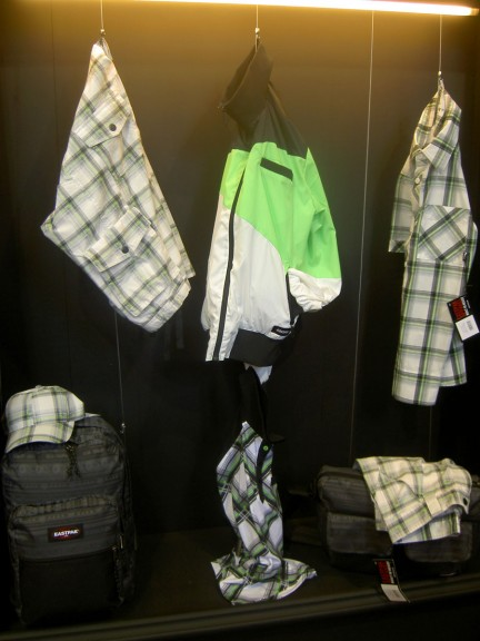 Pitti Uomo estate 2009: Eastpack