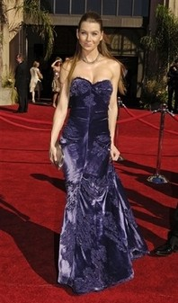 ellen pompeo emmy awards 2006 dior by john galliano