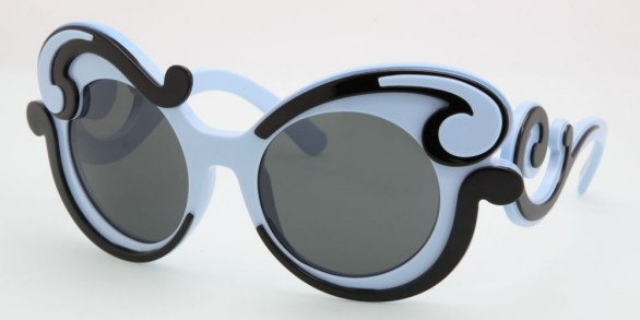Prada Minimal-Baroque Sunglasses Collection