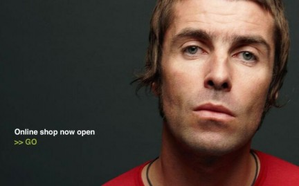Pretty Green by Liam Gallagher in vendita online