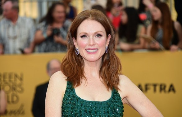 Sag Awards 2015, Julianne Moore in Givenchy