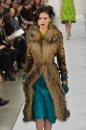 Sfilata Oscar de La Renta New York Fashion Week