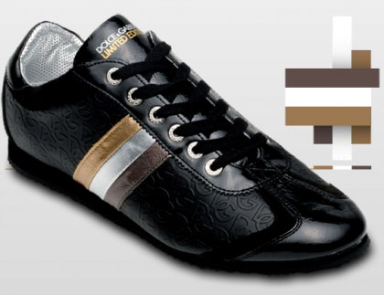 Sneaker Dolce & Gabbana in limited edition