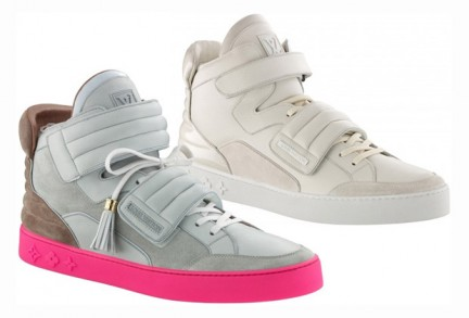 Sneakers by Kanye West x Louis Vuitton