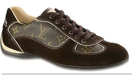 Sneakers collection by Louis Vuitton