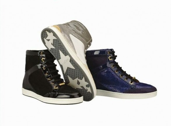 Sneakers Jimmy Choo autunno inverno 2010