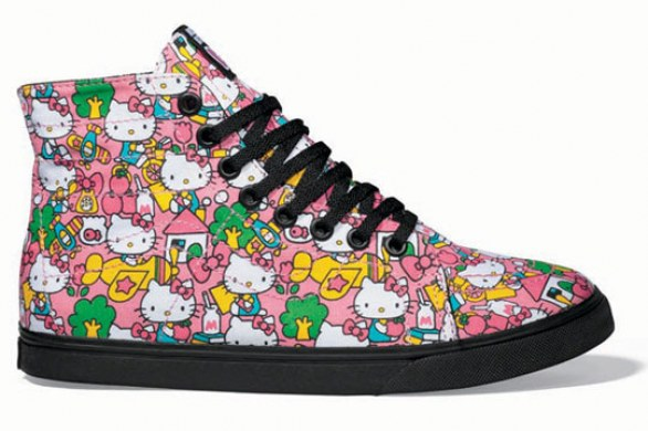 Sneakers news: Vans x Hello Kitty