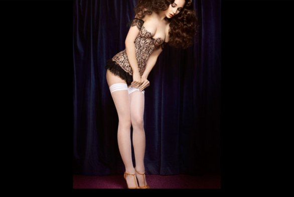 Speciale intimo inverno 2011/12 Agent Provocateur
