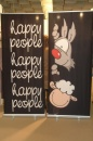 Speciale lingerie e homewear 2011 - Happy People e sfilata Pepita