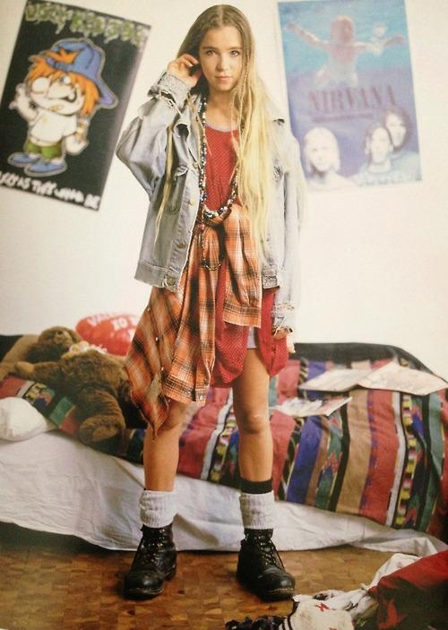90s style clothes for women