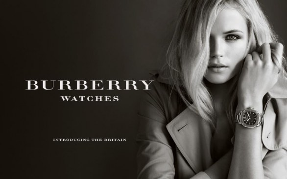 The Britain by Burberry 2013