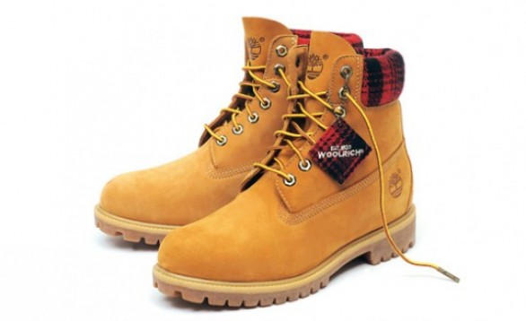 Timberland x Woolrich Boots autunno inverno 2010 2011
