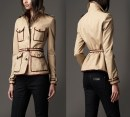 Trench Burberry giacca
