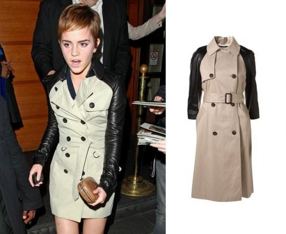 Trench Burberry o low cost Topshop?