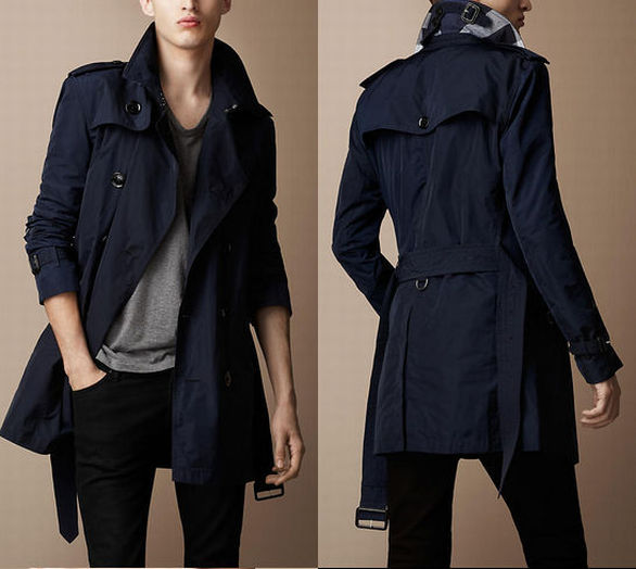 Trench Burberry per lui