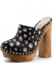 Trend scarpe estate 2010 - clogs zoccoli