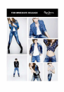 Tribes of Blue - Pepe Jeans Look Book denim