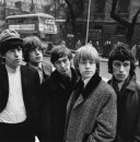 Mick Jagger con i Rolling Stones