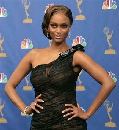 tyra banks emmy awards 2006 chopard