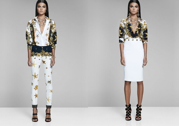 Versace by Riachuelo collezione 2015