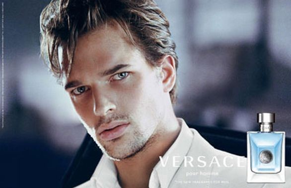 Versace for men: la campagna by Mario Testino