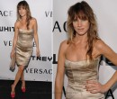 Whitney Museum of American Art's Galà red carpet in Versace
