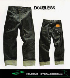 Welcan's Stainless Denim