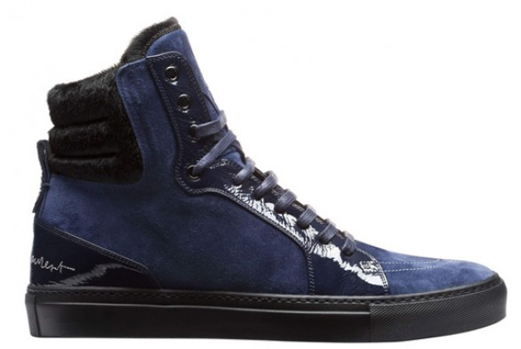 YSL sneakers capsule collection autunno inverno 2010 2011