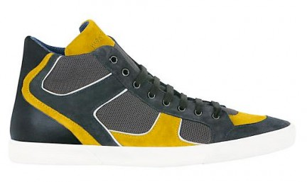 Yves Saint-Laurent  sneakers multicolor per la primavera estate 2009