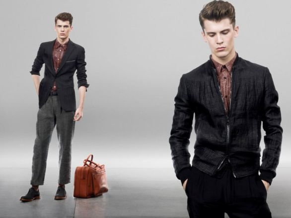 Z Zegna primavera-estate 2011