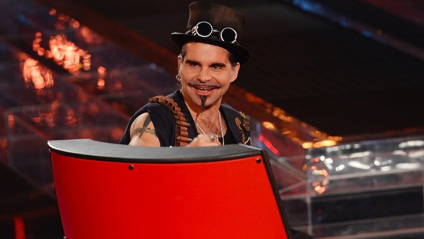 'The Voice Of Italy' TV Show