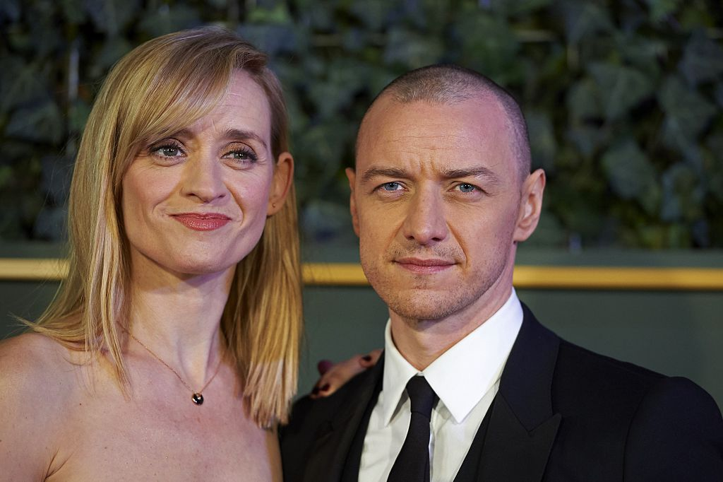 All became james mcavoy anne marie duff