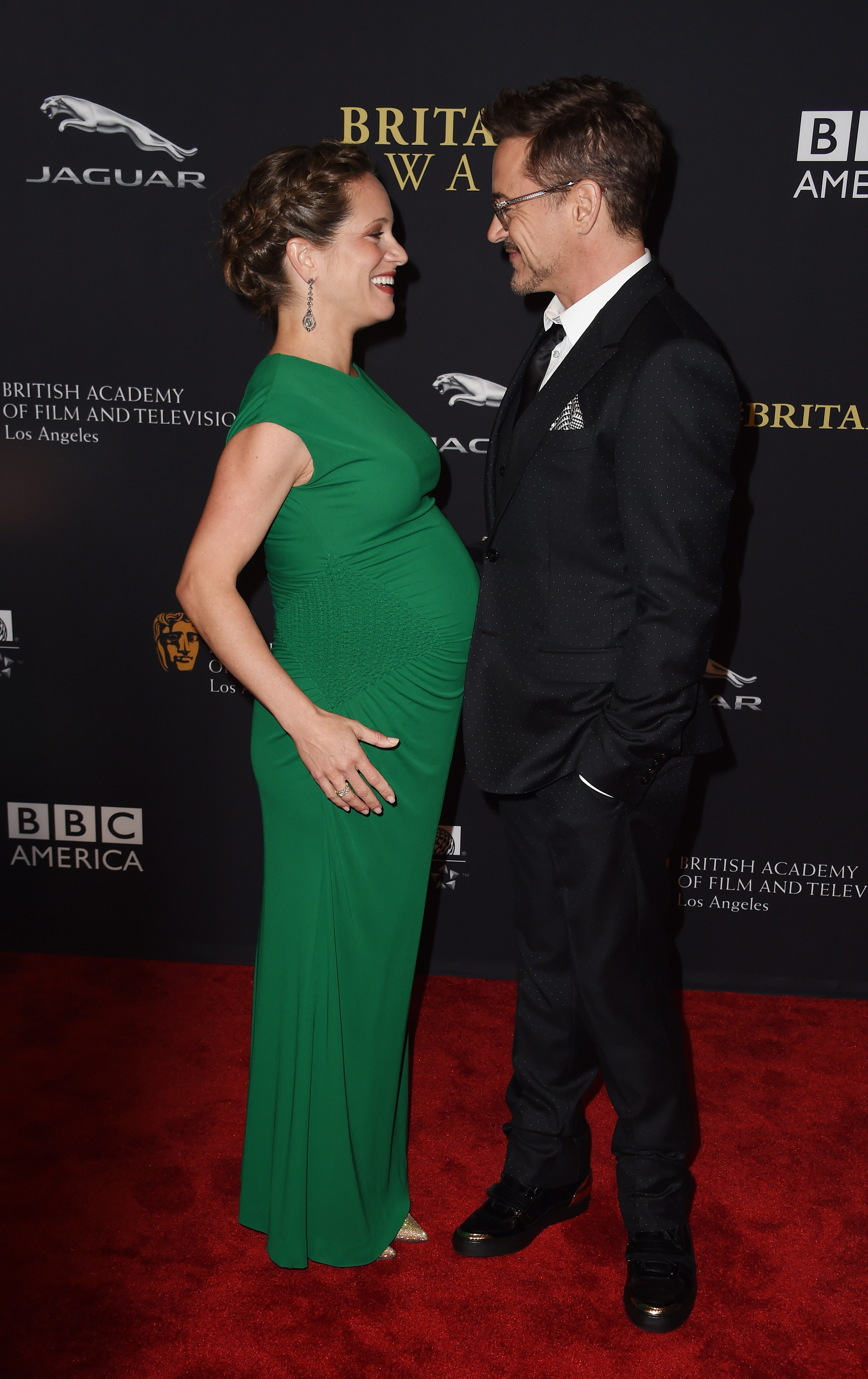 US-ENTERTAINMENT-BAFTA LOS ANGELES JAGUAR BRITANNIA AWARDS-ARRIV