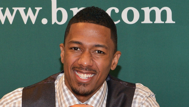 """Nick Cannon Signs Copies Of His Book """"Roc And Roe's Twelve Days Of Christmas"""""""