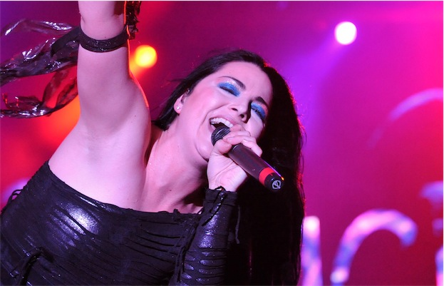 Evanescence, Amy Lee ha partorito