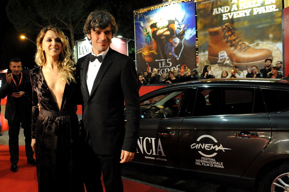 Lancia At The 7th Rome Film Festival - Day 4