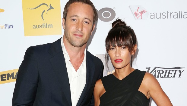 Alex O'Loughlin ha sposato Malia Jones