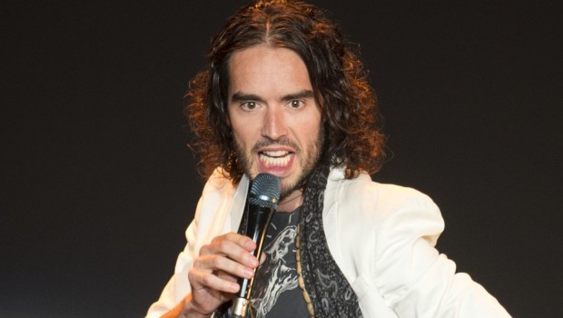 Russell Brand Performs In Frankfurt
