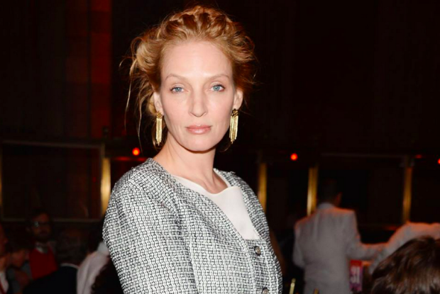 Uma Thurman torna single dopo sette anni