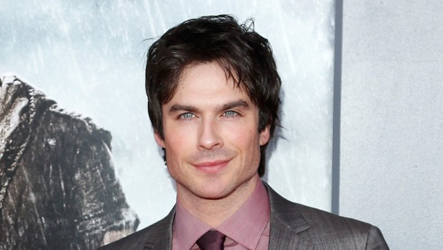 Ian Somerhalder frequenta Molly Swenson?