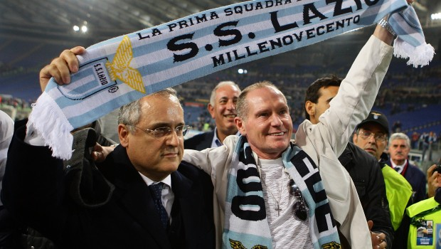 Paul Gascoigne ubriaco e in lacrime collassa in hotel