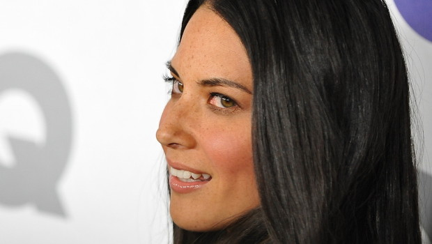 Actress Olivia Munn arrives for the 2009
