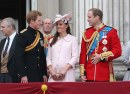 Kate Middleton al Trooping the Colour