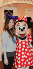 Megan Fox a Disneyland, le foto su Facebook